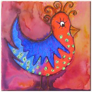 Paradiesvogel Pirouella