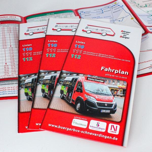 Read more about the article Der neue Fahrplan ist da!