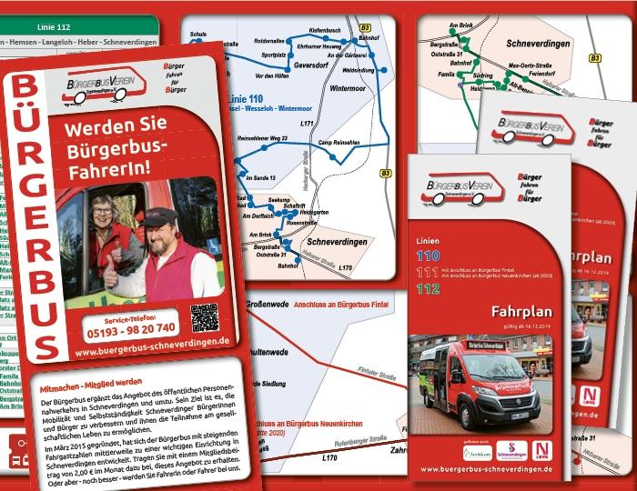 Bürgerbus Schneverdingen e.V. - Bürger fahren für Bürger