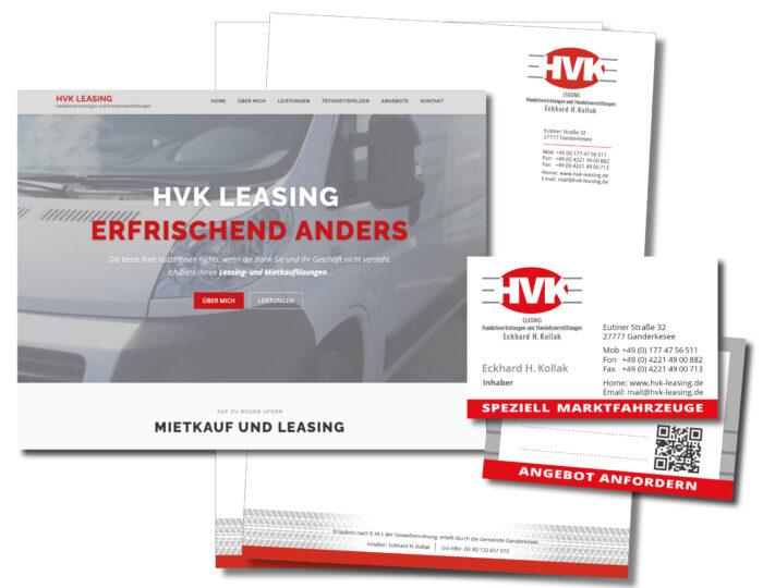 HVK Leasing | Geschäftsausstattung