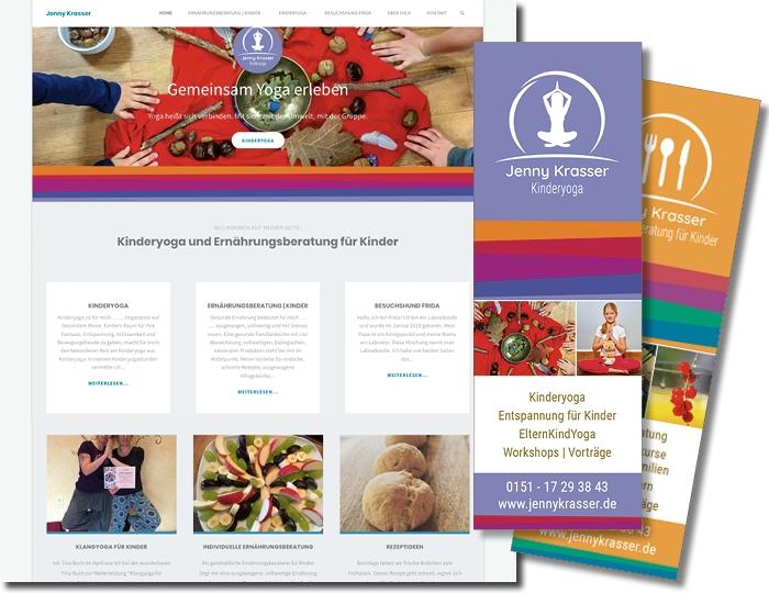 Jenny Krasser | Kinderyoga und Ernährungsberatung