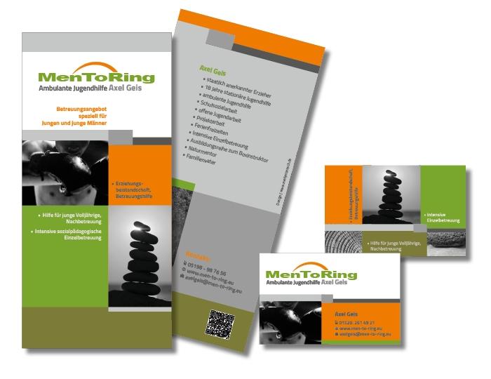 MenToRing   Corporate Design