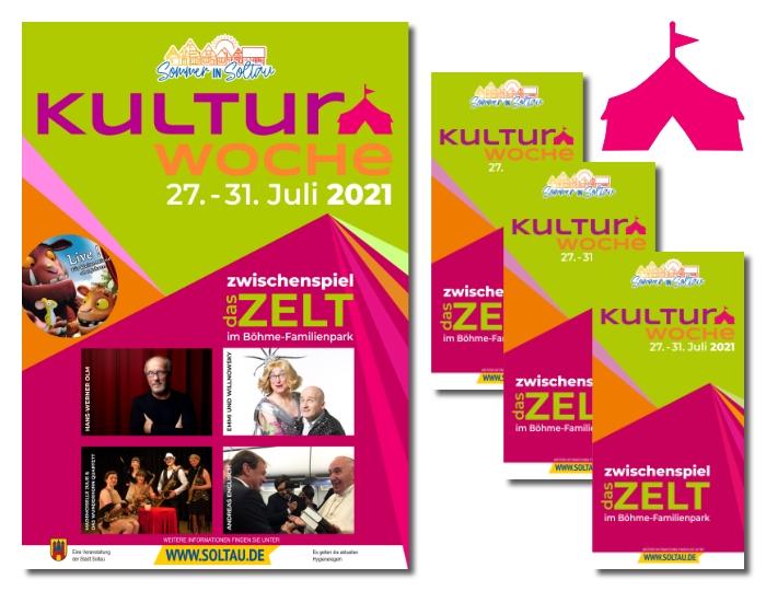 Kulturwoche 2021 in Soltau   zwischenspiel-das zelt